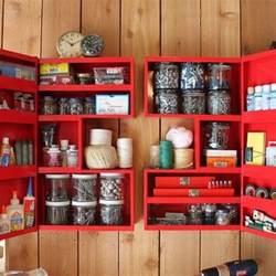 Garden Tool Rack Diy by 19 Garage Organization And Diy Storage Ideas Hints And
