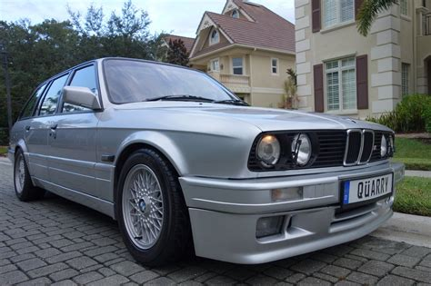 bad this 1989 bmw 325i m tech touring from florida is rhd carscoops