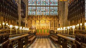Inside Harry and Meghan's wedding chapel - Video ...
