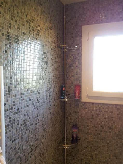 mosaique marbre salle de bain mosa 239 que discount p 226 tes de verre gris new trianon plaque mosa 239 que de p 226 te de verre m 233 lange 2 cm