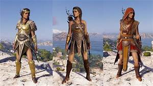 Assassin's Creed Odyssey Armor: best armor for the early ...
