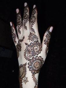 13 Simple & Easy Arabic Mehndi, Arabic Henna Designs, Patterns