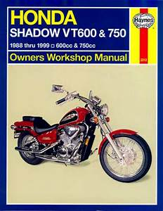 Honda Shadow Vt600  U0026 750 Haynes Manual  Djvu