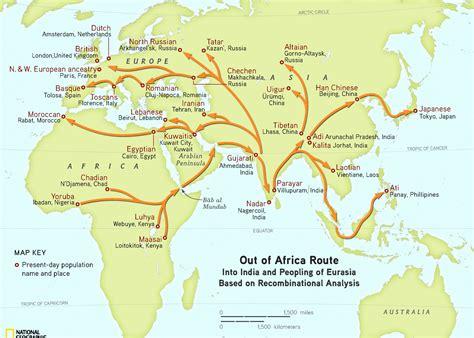 human migration ramanis blog