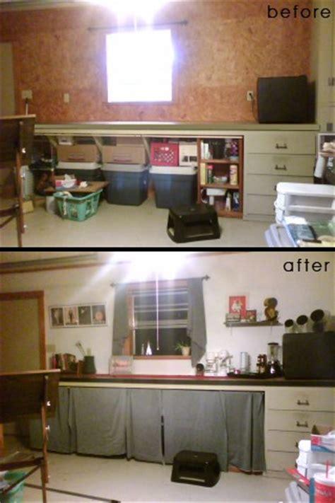 converting  garage  living space thriftyfun