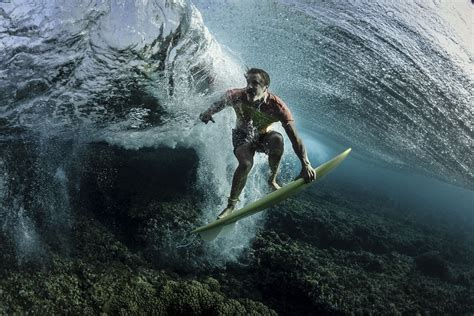 Underwater Surfer Image  National Geographic Your Shot