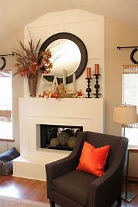 mantel decorating ideas How to Decorate your Fireplace Mantel | Design Contract