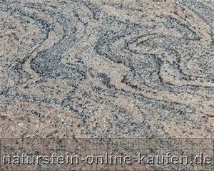 Terrassenplatten Granit Günstig : granit juparana colombo naturstein online ~ Michelbontemps.com Haus und Dekorationen