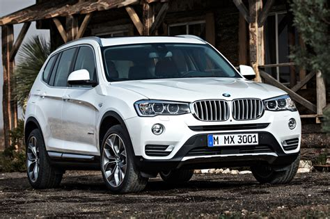 Used 2015 Bmw X3 Diesel Pricing & Features