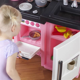 Kids Play Stove Height Shining Home Design