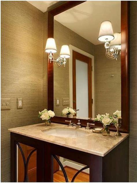 alluring looks of big mirrors