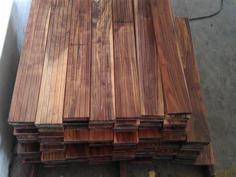 Asian Walnut ? beautiful China acacia solid wood flooring