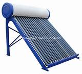 Solar Heating Video Photos