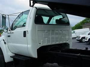 Sell Used 2004 Ford F650 16 U0026 39  Flatbed Dump Truck 38k Actual