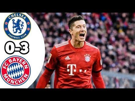 Chelsea vs Bayern munich 0-3 Full Highlights UCL 2020 ...