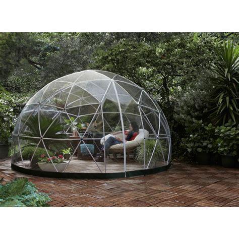 béton ciré plan de travail cuisine abri de jardin garden igloo hiver 10 m