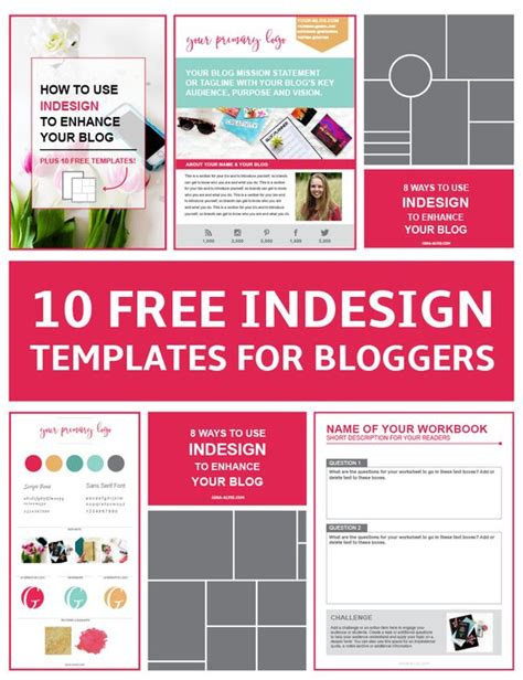 adobe indesign templates free 8 ways to use indesign for your free templates images blogs and