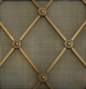 Grille Metal Decorative : diamond brass grilles p w cannon son ltd decorative grilles for use in radiator covers ~ Melissatoandfro.com Idées de Décoration