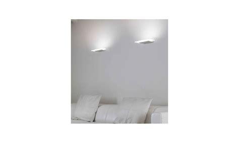 linea light applique linea light applique moderno led in metallo serie dublight