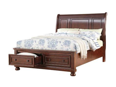 bedroom sleigh beds queen  elegant  bedroom
