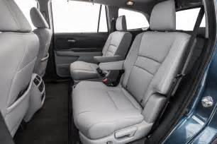 Dodge Durango Captains Seats by Honda Pilot 2016 Primera Prueba