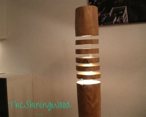 hand  hard wooden floor lamp floor lamp