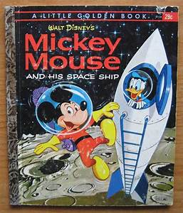 Mickey Mouse Goes to Mars (page 2) - Pics about space