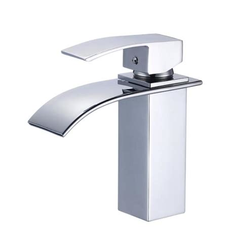 Auralum® Einhebel Wasserhahn Armatur Waschtischarmatur