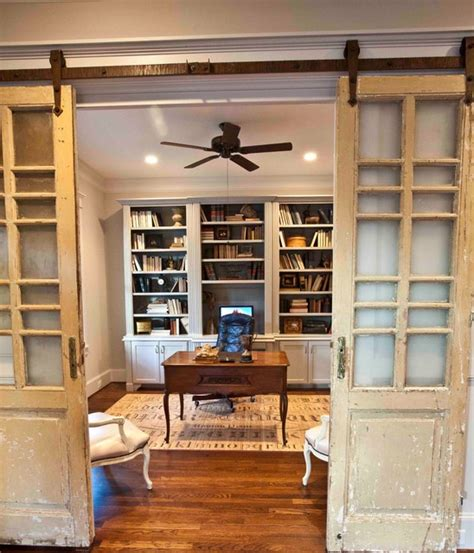 heights country traditional home office