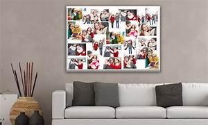 Fotos Als Collage : foto collage auf leinwand groupon goods ~ Markanthonyermac.com Haus und Dekorationen