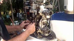 Chrysler Outboard Throttle Linkage Adjustments