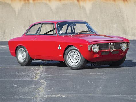 1965 Alfa Romeo by Rm Sotheby S 1965 Alfa Romeo Giulia Sprint Gta Stradale