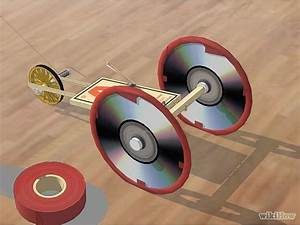 Adapt a Mousetrap Car for Distance Cars and Distance