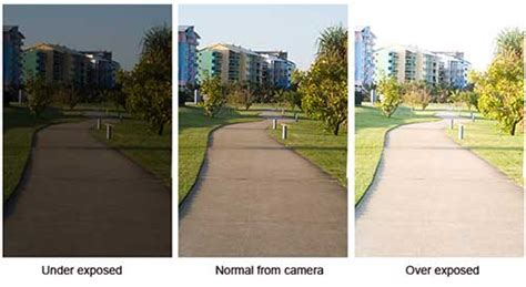 How to manually change your camera's exposure settings