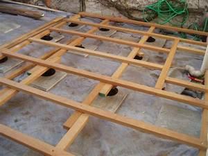 nivremcom comment installer une terrasse en bois dans With comment installer une terrasse en bois sur plots