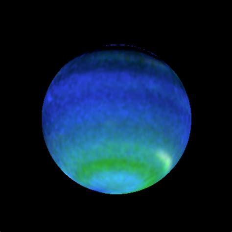 Opposite Hemispheres of Neptune | ESA/Hubble