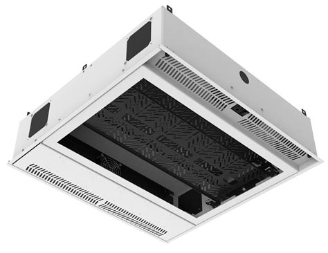 Ceiling Equipment by Atlasied Cr222p Nr Concealed Ceiling Rack For 19
