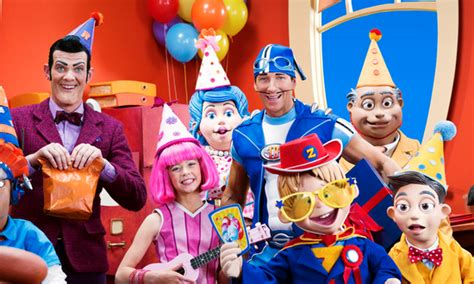 The Lazytown's Guide To Social