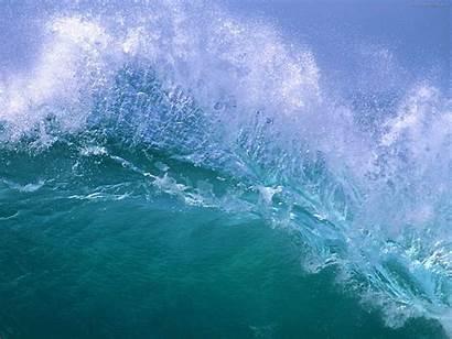 Ocean Wallpapers Desktop Waves Backgrounds Wave Olas
