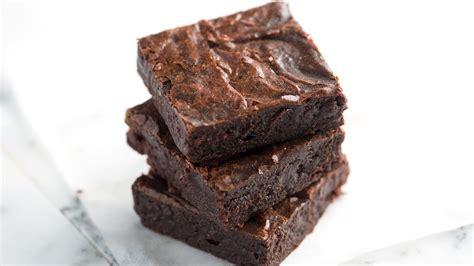 fudgy brownies  scratch easy brownies
