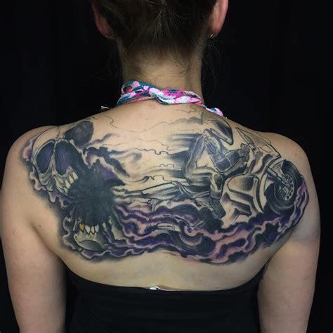 versitle upper  tattoos