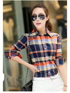 Plaid Shirt Styles for Girls