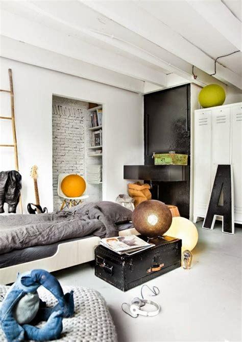 d馗orations chambre chambre ado industrielle idées de décoration et de mobilier pour la conception de la maison