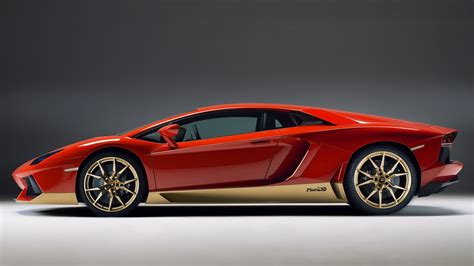 Lamborghini Aventador Miura Homage Revealed - autoevolution