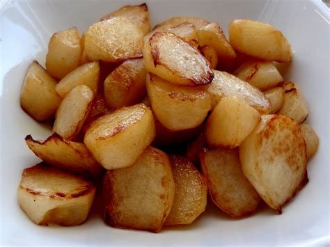 navets caramélisés au sirop d 39 érable la tendresse en cuisine