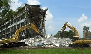 Structural Demolition | Cross Construction Services