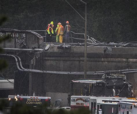 investigation continues  scene  fatal amtrak