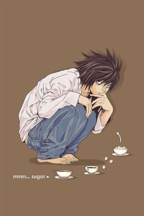 L (death Note)  L Lawliet (ryuzaki)  Pinterest Death