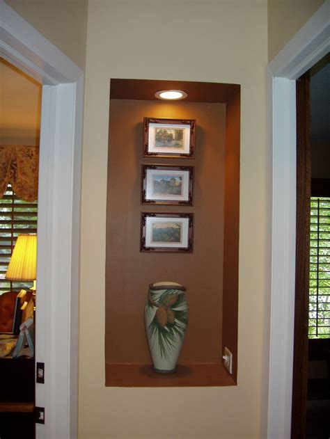 Decorating Ideas For Niches by 1000 Ideas About Wall Niches On Niche
