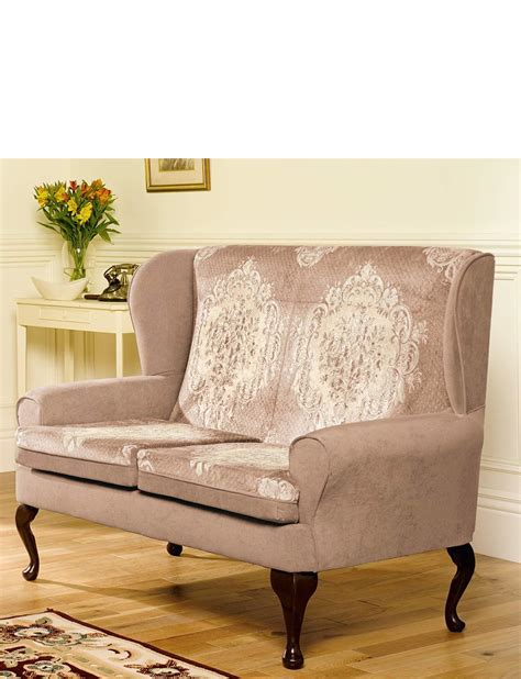 cottage settee cottage settee 2 seater home furniture